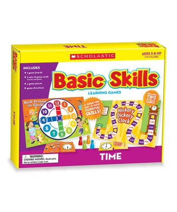 Time Basic Skills Learning Game