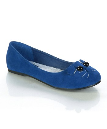 Blue Mino Flat