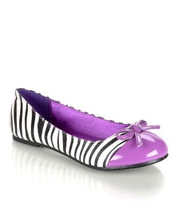 Purple Nata Flat