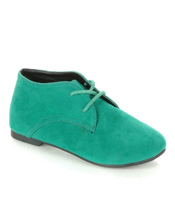 Sea Green Zkaya Bootie