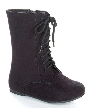 Black Echoma Boot