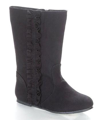 Black Kikomo Boot