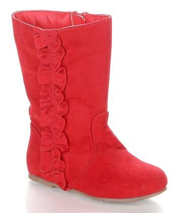 Red Kikomo Boot