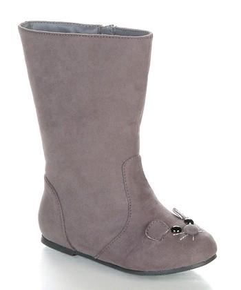 Gray Raniya Boot
