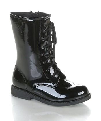 Black Chrissy Boot