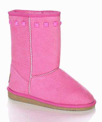 Fuchsia Rowe Boot