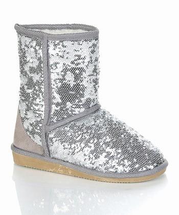 Silver Sammy Boot