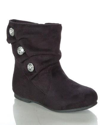 Black Bemoton Boot