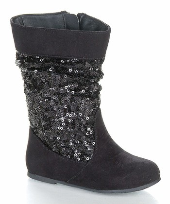 Black Sarago Boot