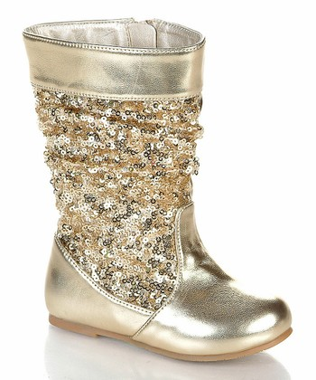 Gold Sarago Boot