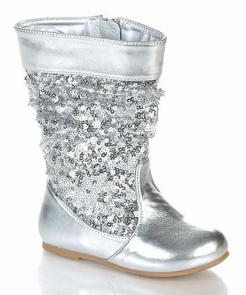 Silver Sarago Boot