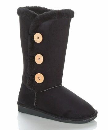 Black Bama Boot