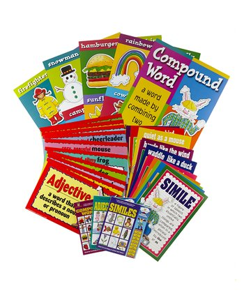 Grammar Book & Chart Set 3