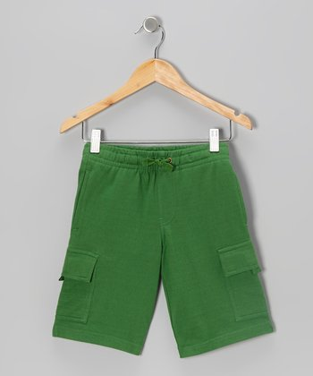 Kelly Cargo Shorts - Toddler & Boys
