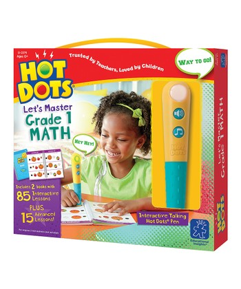 Let's Master Grade 1 Math Set