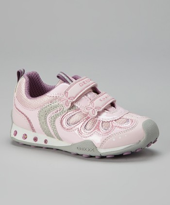 Pink Jr. New Jocker Light-Up Sneaker