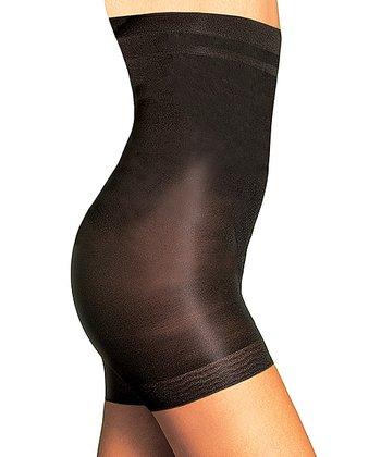 Franzoni Black High-Waisted Perfect Shaper Shorts - Women