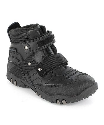 Black Moabb Boot