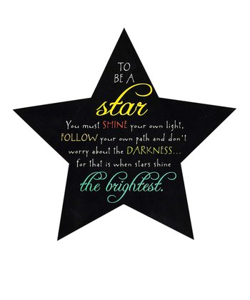 'To Be a Star' Wall Art