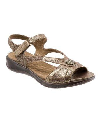 Antique Bronze Toledo Sandal