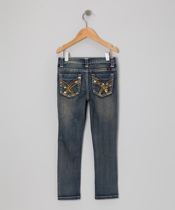 Breeze Jessica Skinny Jeans - Girls