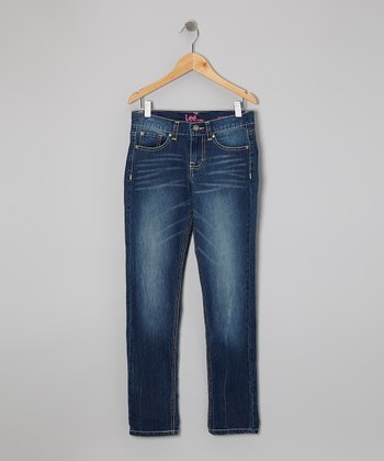 Charged Blue Scarlett Skinny Jeans - Girls