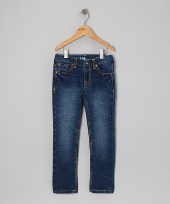 Faze Blue Marlin Straight Jeans - Toddler & Girls