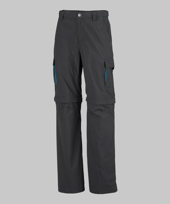 Grill Silver Ridge Convertible Pants - Toddler