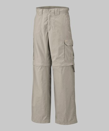 Fossil Silver Ridge Convertible Pants - Toddler