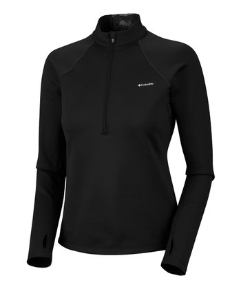 Black Extreme Fleece Pullover - Women