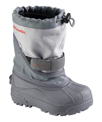 Charcoal & Intense Red Powderbug Plus II Outdry Boot