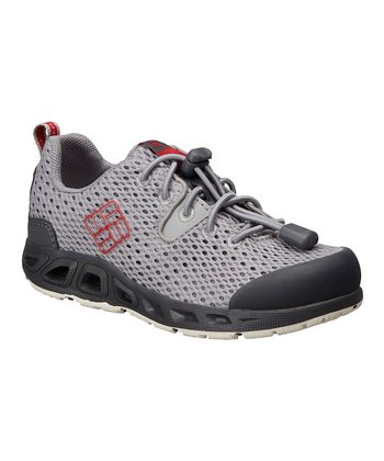 Grill & Intense Red Drainmaker II All-Terrain Shoe