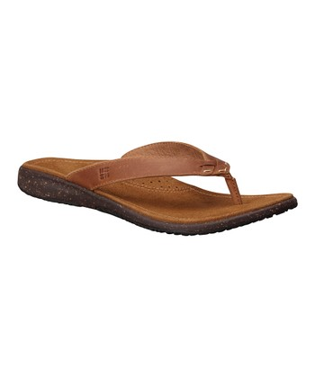 Elk Leather Tilly Jane Flip Flop - Women