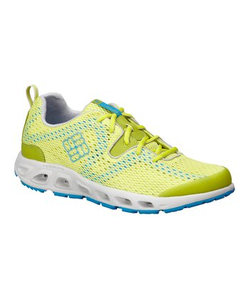 Yellow & Blue Drainmaker II Running Shoe - Men