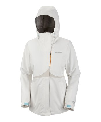 Sea Salt Bugaboo Tech Shell Jacket - Women