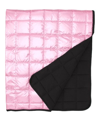 Pink Alpine-Light Softshell Throw