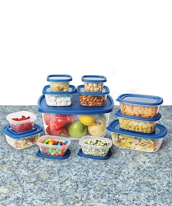 12-Piece Container & Lid Set