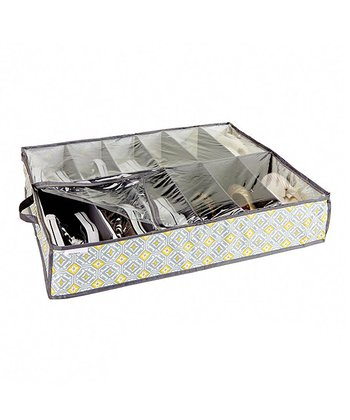 Jeanie Gypsy Under the Bed Shoe Organizer