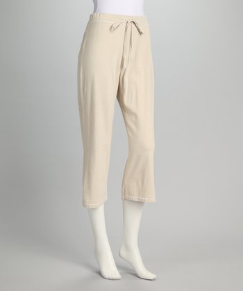 Natural Feel Good Capri Pants