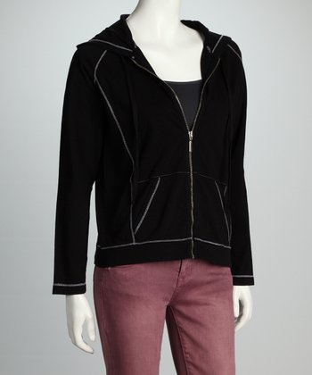 Black Feel Good Jacket