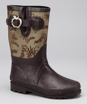 Brown Sydney Boot