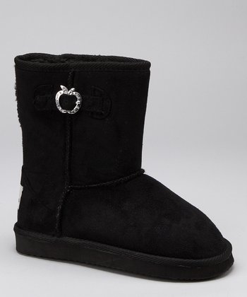 Black Veronica Boot