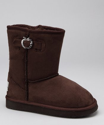 Brown Veronica Boot