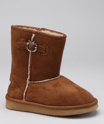 Chestnut Veronica Boot