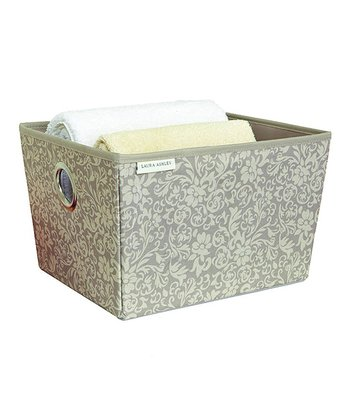 Fern Grommet Medium Storage Bin