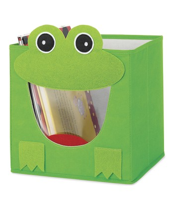 Frog Collapsible Cube