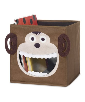Monkey Collapsible Cube