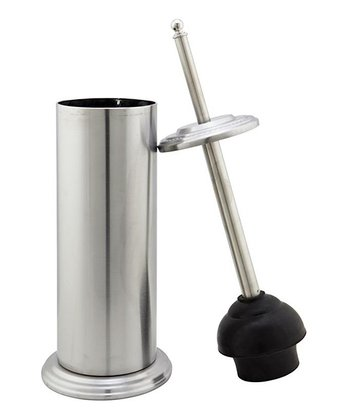 Stainless Steel Plunger & Holder