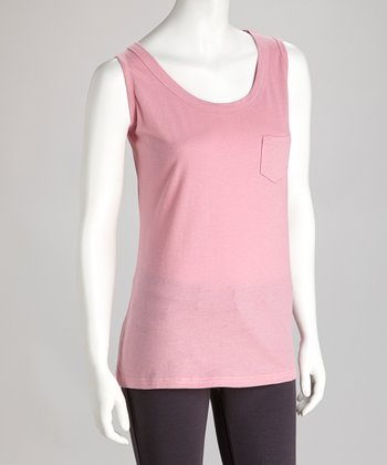 Rose Dust Pocket Tank