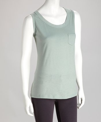 Green Spruce Pocket Tank